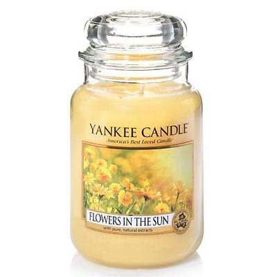 Yankee Candle Duftkerze Housewarmer Flowers In The Sun (623g)