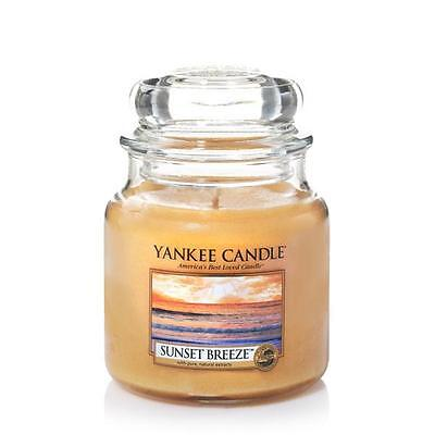 Yankee Candle Duftkerze Housewarmer Sunset Breeze (411g)