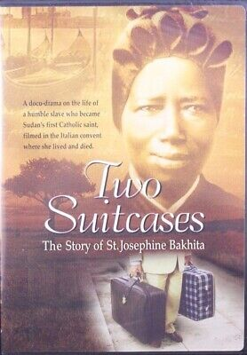 Two Suitcases The Story St. Josephine Bakhita Dramatization of her Life NEW DVD