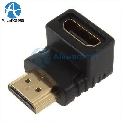 HDMI Female to Male M/F Coupler Extender Adapter Connector for HDTV HDCP 1080