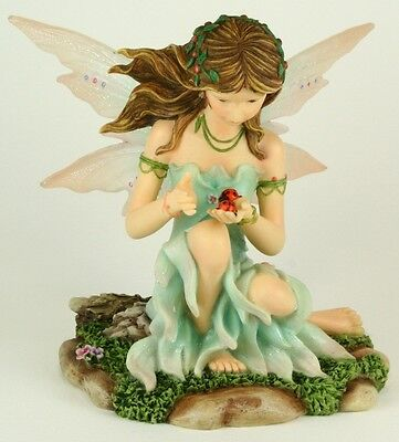 Fluttercharge Fairy Figurine Faerie Glen Collection Munro Gifts LAST ONE RETIRED