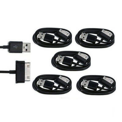 5x USB Sync Data Cable Charger For Samsung Galaxy Note 7.0 7.7 8.9 10.1 Tablet 2