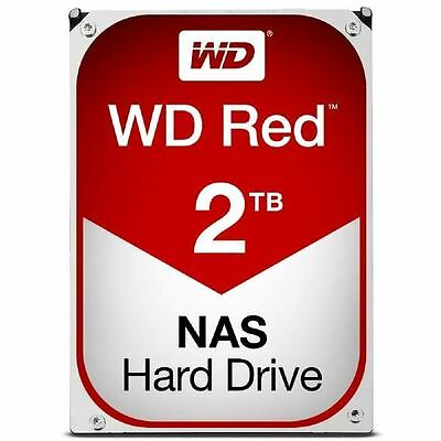 Western Digital Red WD20EFRX - 2TB 5400rpm 64MB 3.5zoll SATA600