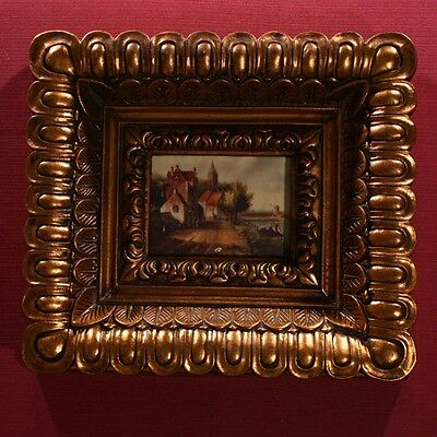 Classic Oil Painting in Victorian, Antique style Frame 15805004