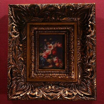 Classic Oil Painting in Victorian, Antique style Frame 15702003