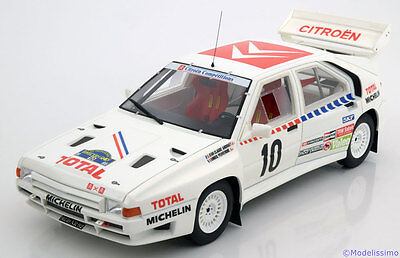 1:18 Otto Citroen BX 4TC #10, Rally Schweden 1986