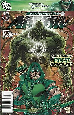Green Arrow Comic Issue 12 DC Modern Age First Print Krul Neves Cifuentes Albert