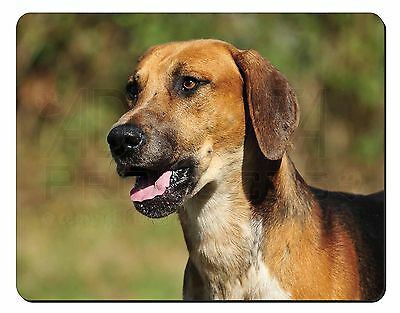 Foxhound Dog Computer Mouse Mat Christmas Gift Idea, AD-FH1M