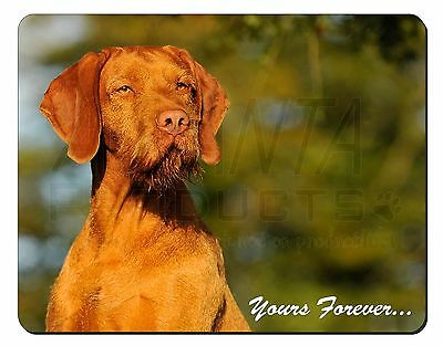 Wirehair Vizsa 'Yours Forever' Computer Mouse Mat Christmas Gift Idea, AD-HWV1yM