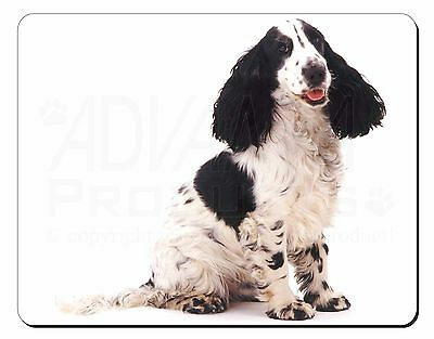 Cocker Spaniel Dog Computer Mouse Mat Christmas Gift Idea, AD-SC11M