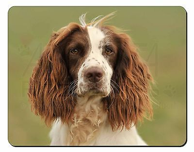 Springer Spaniel Dog Computer Mouse Mat Christmas Gift Idea, AD-SS77M