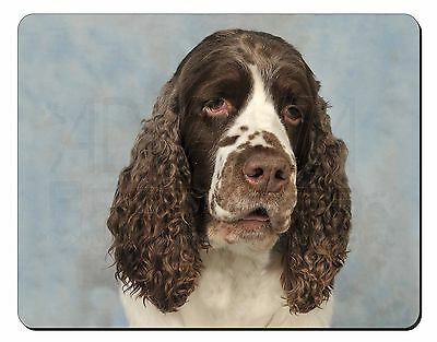Springer Spaniel Dog Computer Mouse Mat Christmas Gift Idea, AD-SS9M