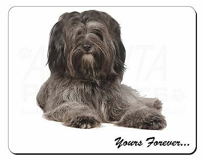 Tibetan Terrier 'Yours Forever'  Computer Mouse Mat Christmas Gift Ide, AD-TT2yM