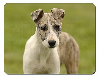 Whippet Puppy Computer Mouse Mat Christmas Gift Idea, AD-WH70M