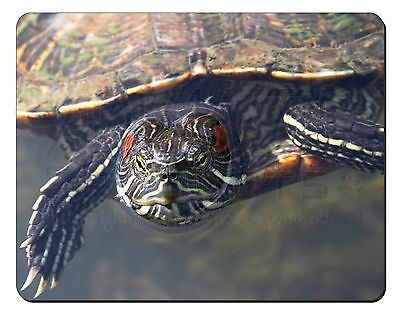 Terrapin Intrigued by Camera Computer Mouse Mat Christmas Gift Idea, AR-T1M