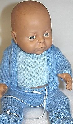PETERKIN DOLL  ANATOMICALLY CORRECT DOLL its a boy! new clothes 40 cm baby boy