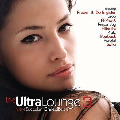 Various Artists-Ultra Lounge 3 More Succulent Chilled Be  CD NEW