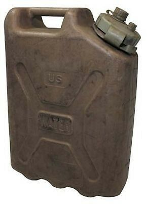 US Army 20 ltr Wasser Jeep Outdoor Wasserkanister Water Can Canteen Kanister