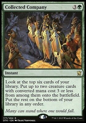 COMPAGNIA A RACCOLTA - COLLECTED COMPANY Magic DTK Mint