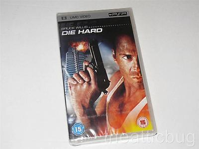 UMD Video ~ Die Hard ~ For use with PSP ~ New and Sealed