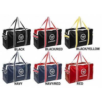 Warrior Pro Player Ice Hockey Equipment Carry Bag - Various Colours Available