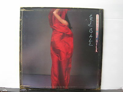ERIC GALE Touch of Silk 1980 CBS RECORDS VINYL LP Free UK Post