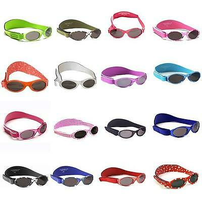 Baby Kidz Banz Adventurer Sunglasses 100% UVA UVB Sun Protection for BOYS GIRL