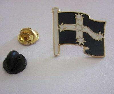 Eureka Flag Pin Badge Southern Cross Eureka Stockade Australian