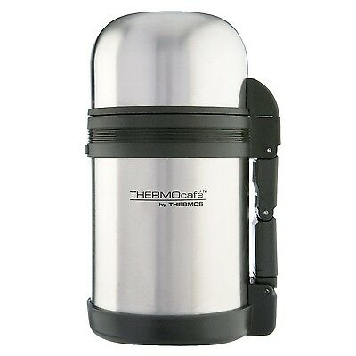 Genuine Thermos 800Ml Multi Purpose Stainless Steel Flask Hot Cold Coffee Tea