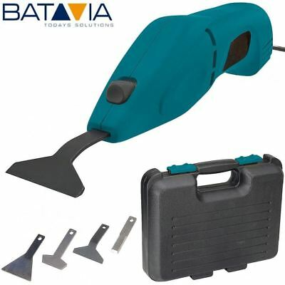 New Batavia Electric Wallpaper Scraper Silicone Remover Machine In Tool Case Box