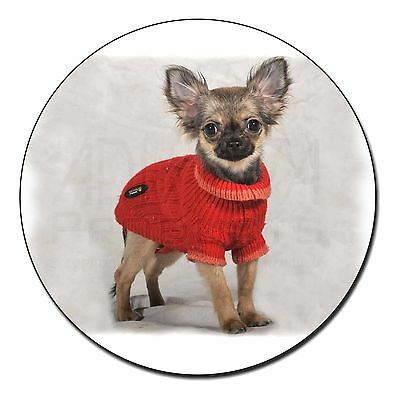 Chihuahua Fridge Magnet Stocking Filler Christmas Gift AD-CH31FM