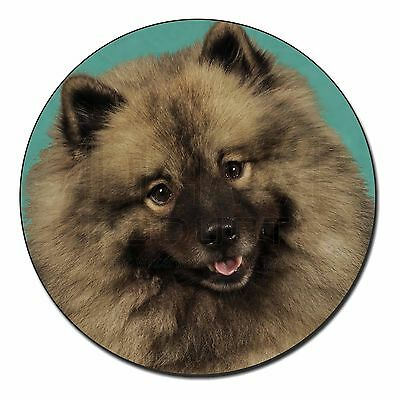 Keeshond Dog Fridge Magnet Stocking Filler Christmas Gift, AD-KEE1FM