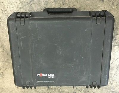 US Army StormCase Military CASE Transportbox Transportkiste Kiste Outdoor Koffer