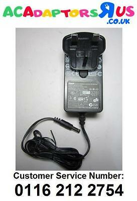 Replacement for 12V 1000mA Mains Ac-DC Adaptor Power Supply for Swann CCTV DVR