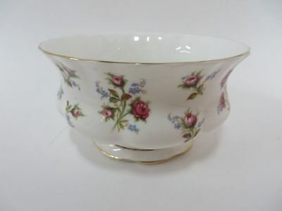 Royal Albert Winsome Fine China England Large Sugar Bowl