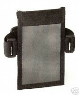 Black Nylon ARM BAND ID Holder