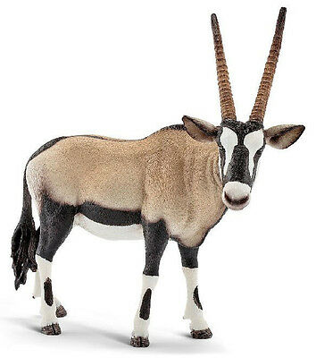 Schleich 14759 Oryx Antelope Wild Animal Model Toy Figurine 2016 - NIP
