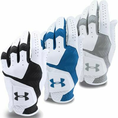 Under Armour 2018 UA CoolSwitch Mens Cabretta Leather Golf Glove Left Hand