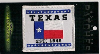 Souvenir Patch The State Of Texas