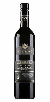 2015 X 6 Allegiance The Fighter McLaren Vale Tempranillo