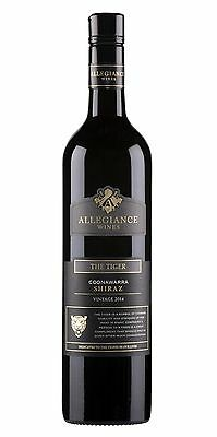 2015 X 6 Allegiance The Tiger Coonawarra Shiraz