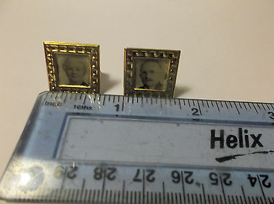 Miniature Doll House Metal Frames With Pictures For Your Dollhouse