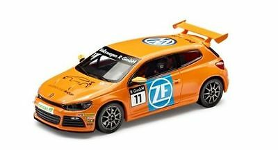 Genuine Vw Scirocco Cup 2012 Zf Sachs Team Orange 1:43 Scale Diecast Model Car