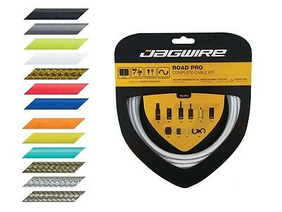 Jagwire Road Pro Complete Shift And Brake Cable Kit