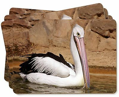 Pelican Print Picture Placemats in Gift Box, AB-68P