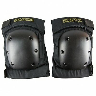 Harsh Pro Park Knee Pads for Scooter, Skate and BMX