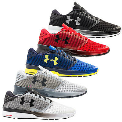 Under Armour 2016 Mens UA Charged Reckless Running Trainers Gym Training Shoes