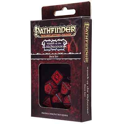 Pathfinder Wrath of the Righteous Dice Set (7) QWOSPAT06