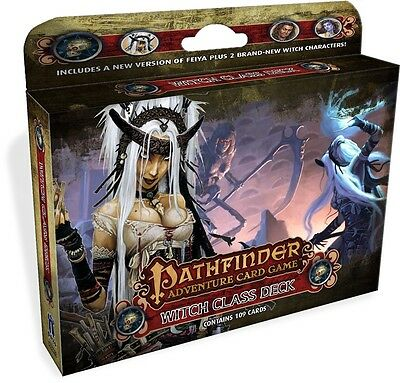 Pathfinder Adventure Card Game: Witch Class Deck PZO 6815