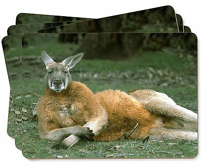 Cheeky Kangaroo Picture Placemats in Gift Box, AK-1P